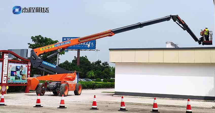 30米直臂高空车出租